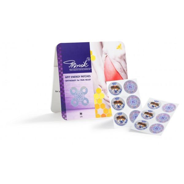 APIT náplasť pre úľavu od bolesti (opakovane použiteľné)