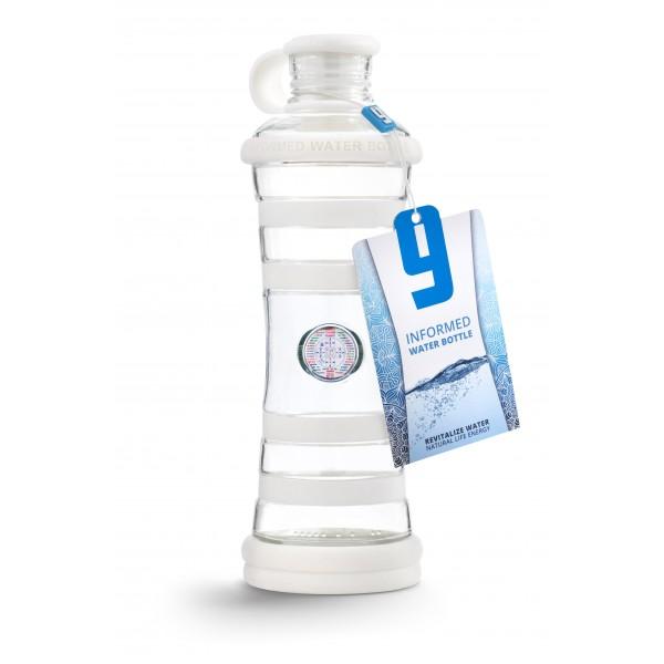i9 informovana fľaša - Biela