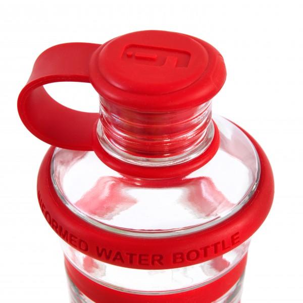 i9 informovana fľaša -  Červená