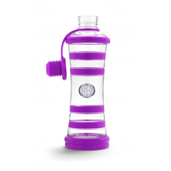 i9 informovana fľaša -  Fialová