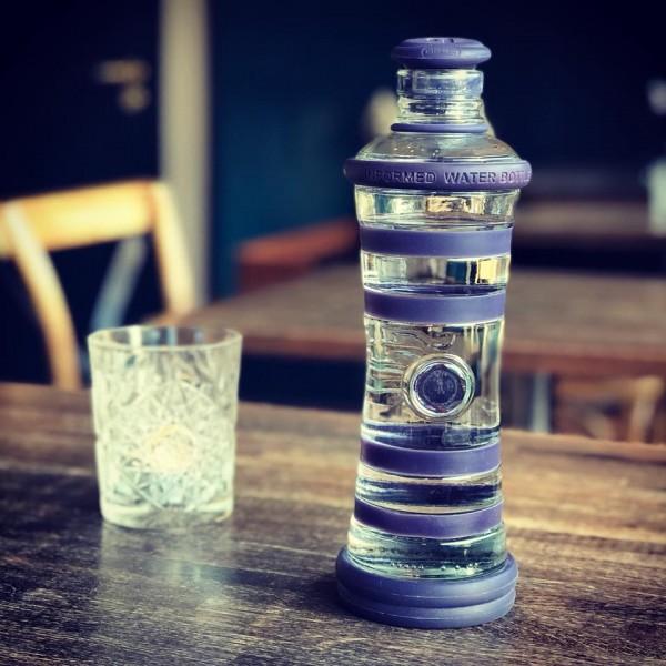 i9 informovaná fľaša - Indigo