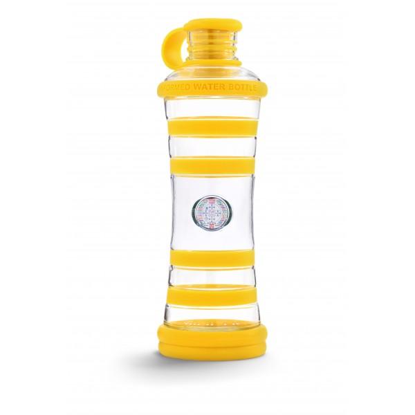 i9 informovana fľaša - Žltá