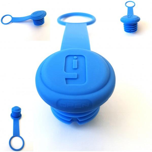 i9 zátka - modrá