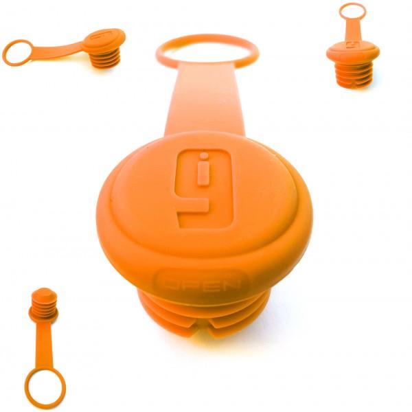 i9 zátka - oranžová