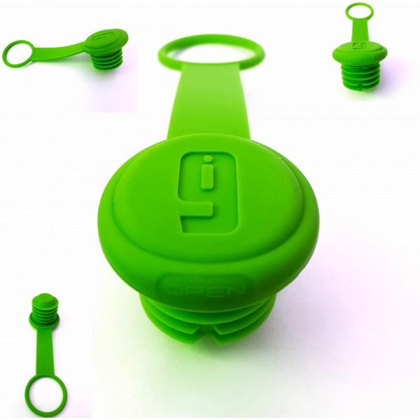 i9 zátka - zelená